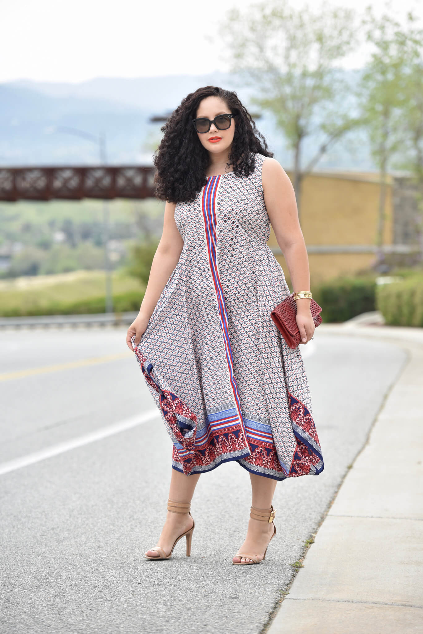 Hanky Hem Dress, Tanesha Awasthi