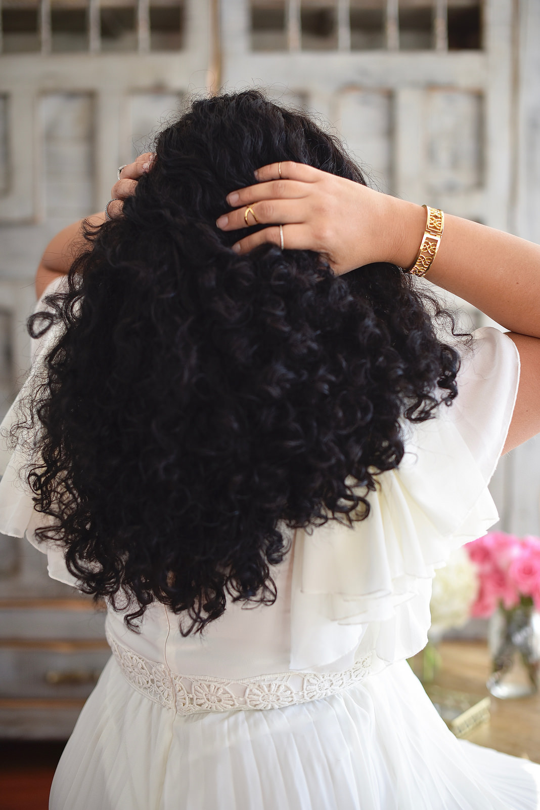 Girl With Curves blogger Tanesha Awasthi shares 7 tips for healthy hair.