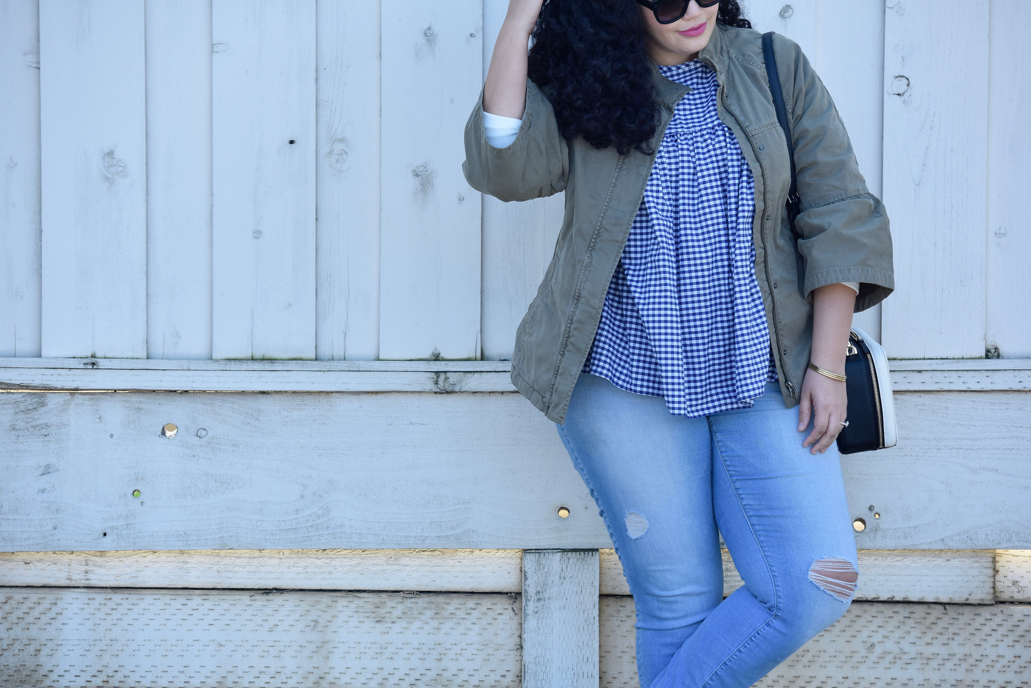 How to make Gingham Wearable for Everyday