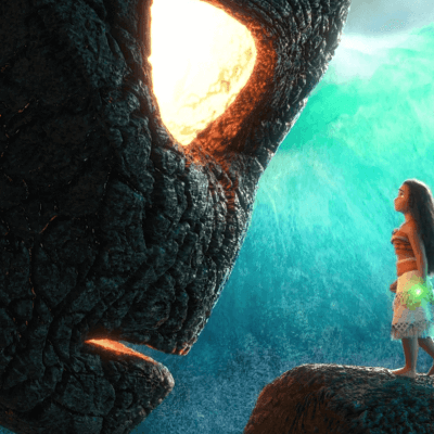 Disney's Moana via @GirlWithCurves