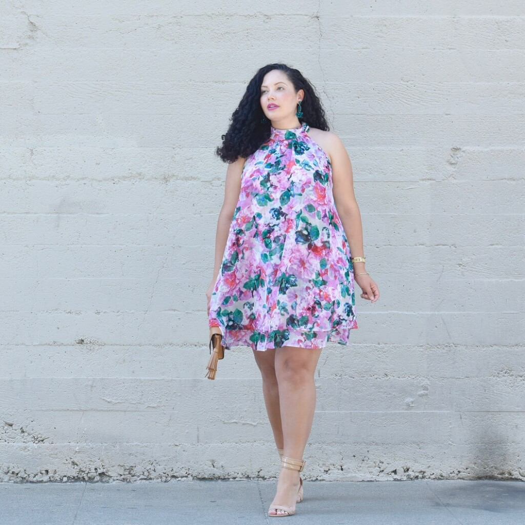The Dress Everyone Looks Amazing In via @GirlWithCurves