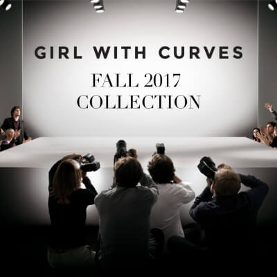 Girl With Curves Fall 2017 Collection On The Runway
