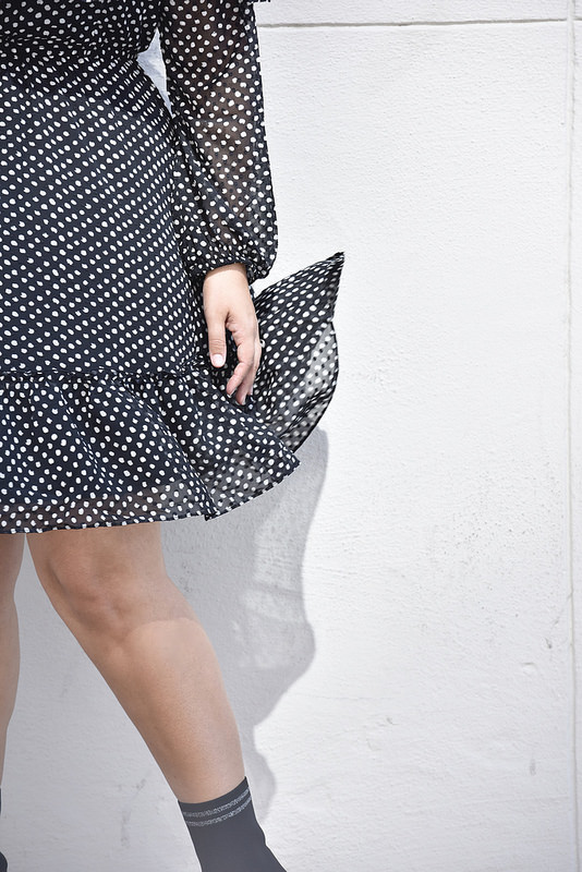 The Must-Wear Print of the Moment Via @girlwithcurves #pokadots #lanebryant