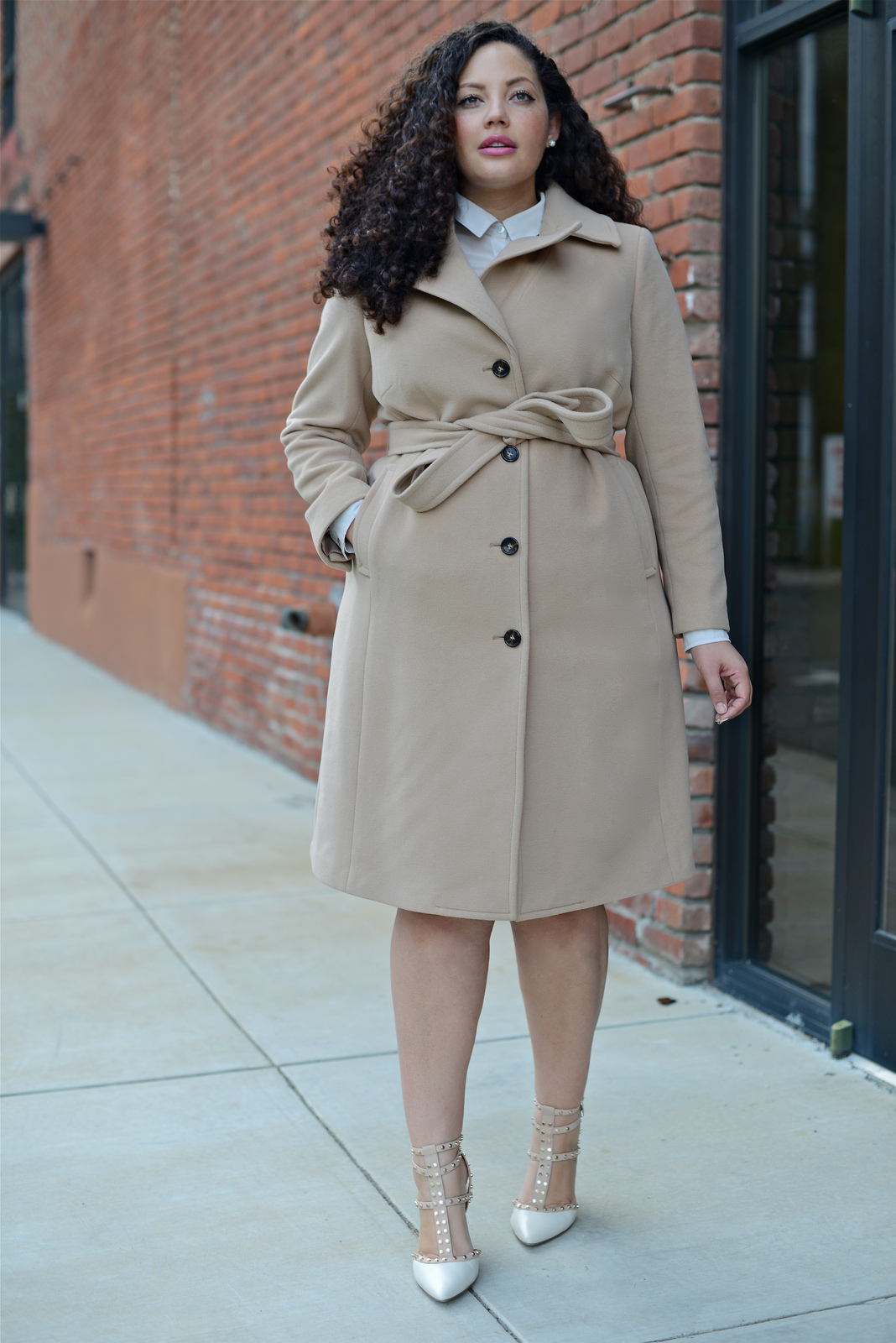 Quick Style Tip: Revamp Your Old Coat